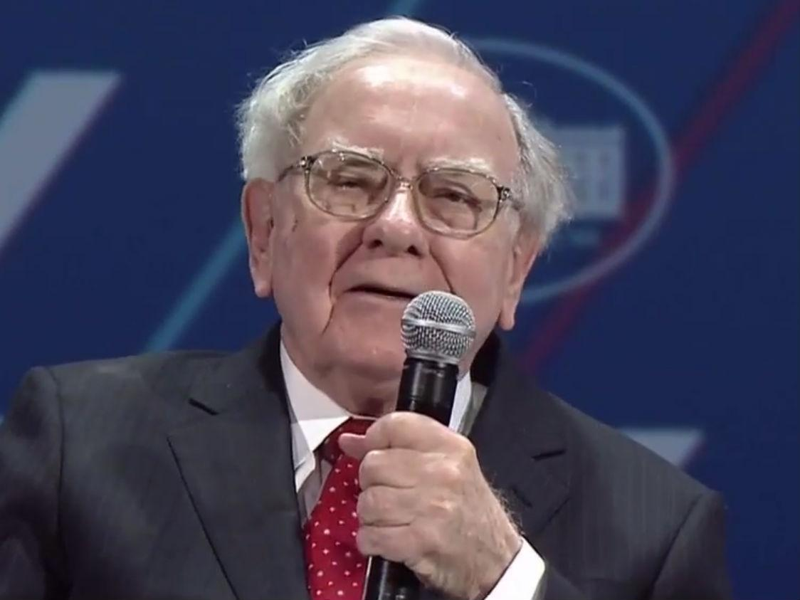 Warren Buffett: I'm looking to invest more in women | The ...