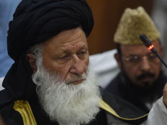 'The beating should not cause any kind of physical damage,' says Maulana Muhammed Khan Sherani