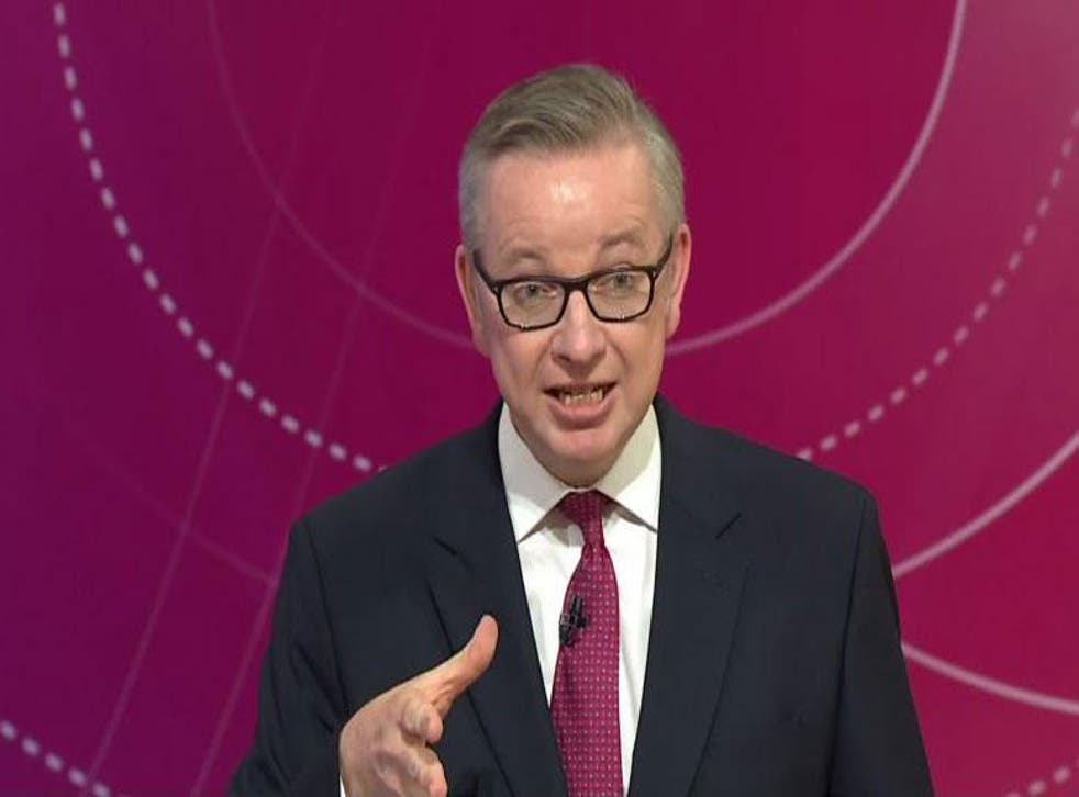 'With so many unemployed and with the nature of the single currency so damaging, freeing ourselves from that project can only strengthen our economy,' Michael Gove said