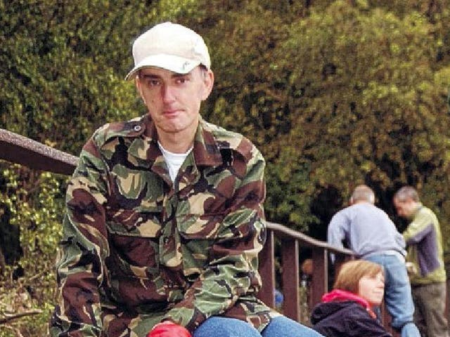 Thomas Mair, 53, pictured sitting with gardening gloves, has been found guilty of murdering Jo Cox MP