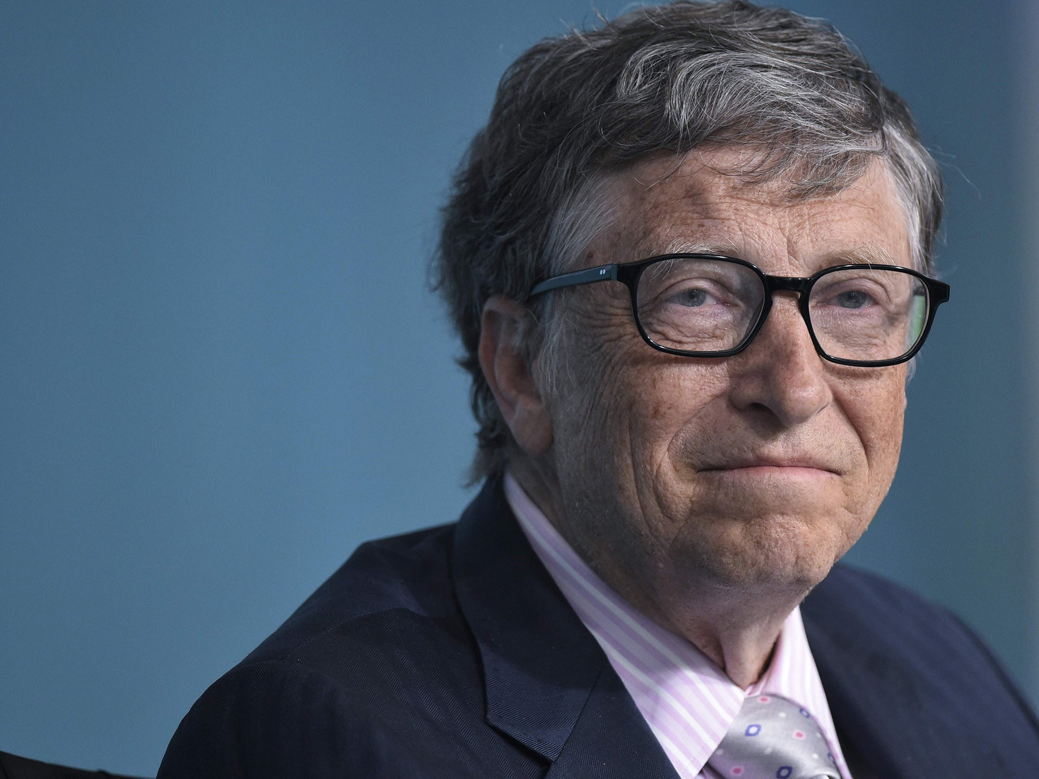 Bill Gates says the world is not prepared to cope with a deadly