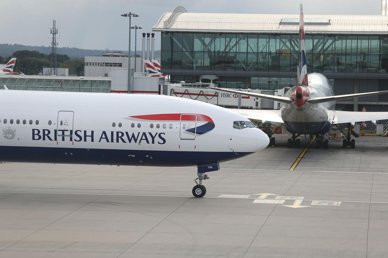 Its not just on British Airways picture
