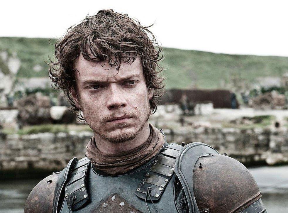 Alfie Allen as Theon Greyjoy