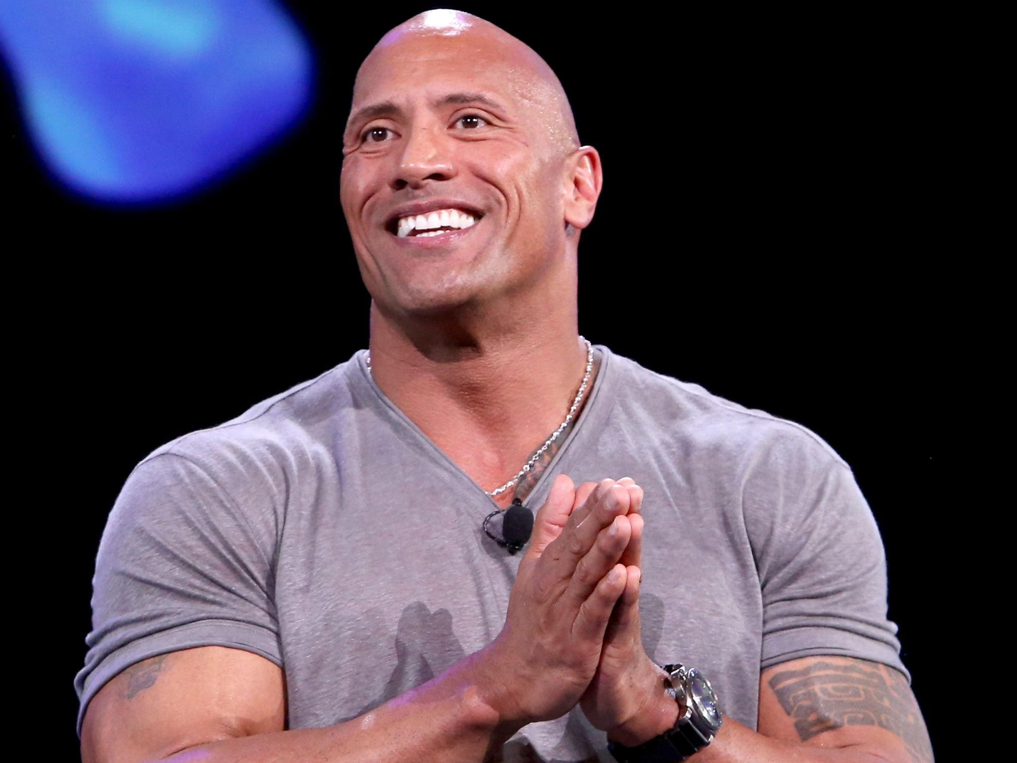 Dwayne 'The Rock' Johnson Tops Forbes List Of Highest-paid