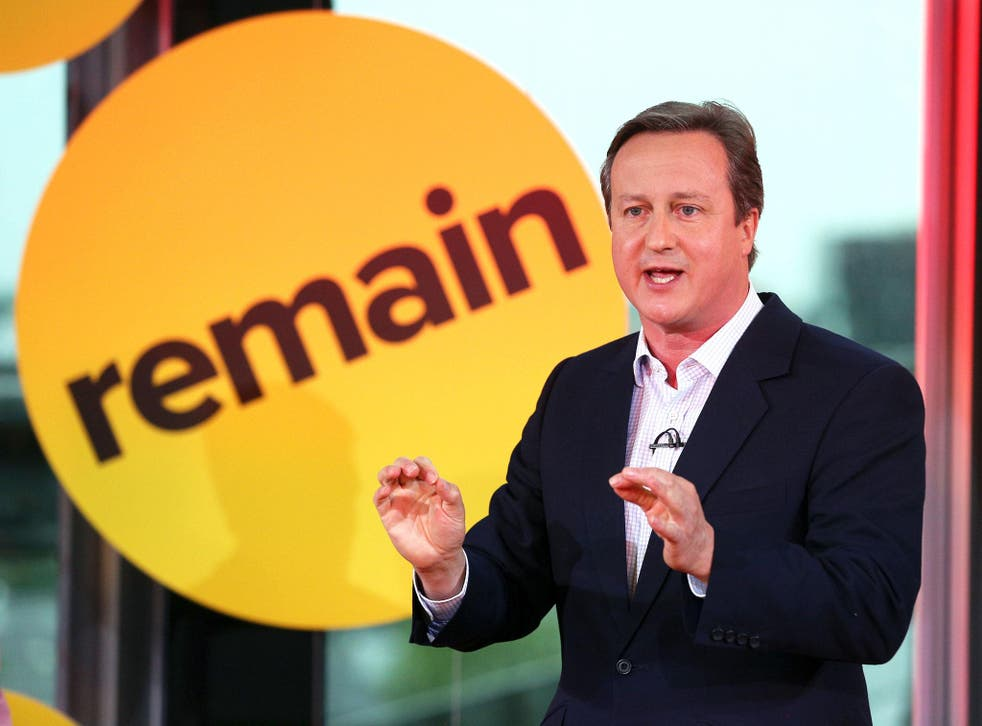 The latest polls will be a boost to David Cameron and the Remain campaign