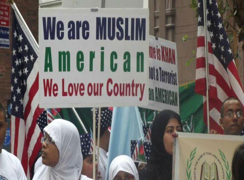 Mr Trump's comments on Muslims have become increasingly strident