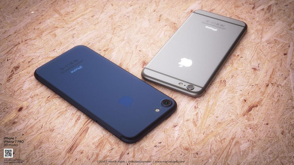 iPhone 7: Apple to add dark blue phones and remove existing colour scheme, rumours suggest