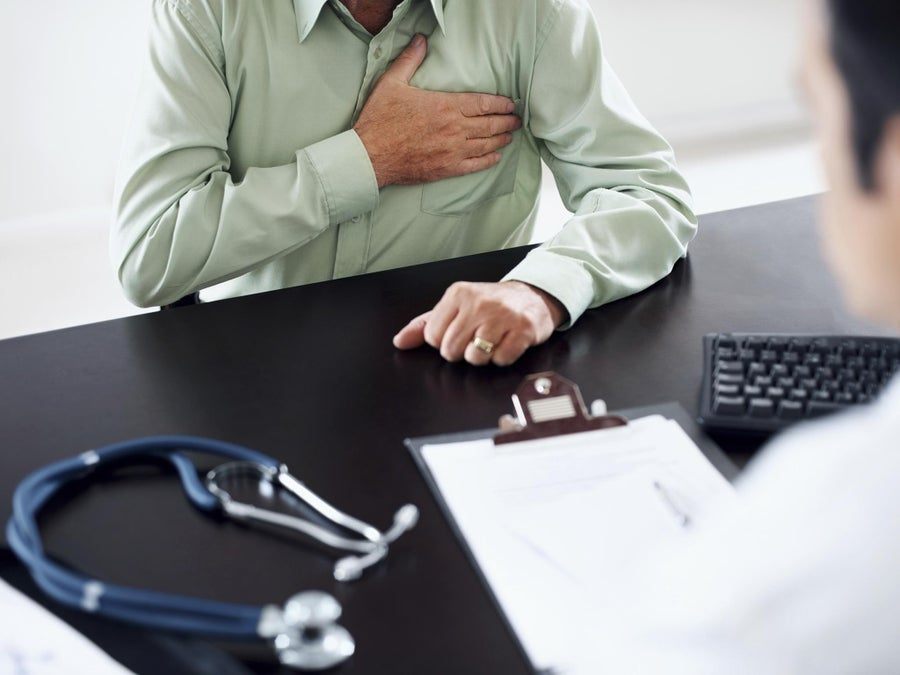 Gay, lesbian and bisexual adults at higher risk of heart disease, study claims