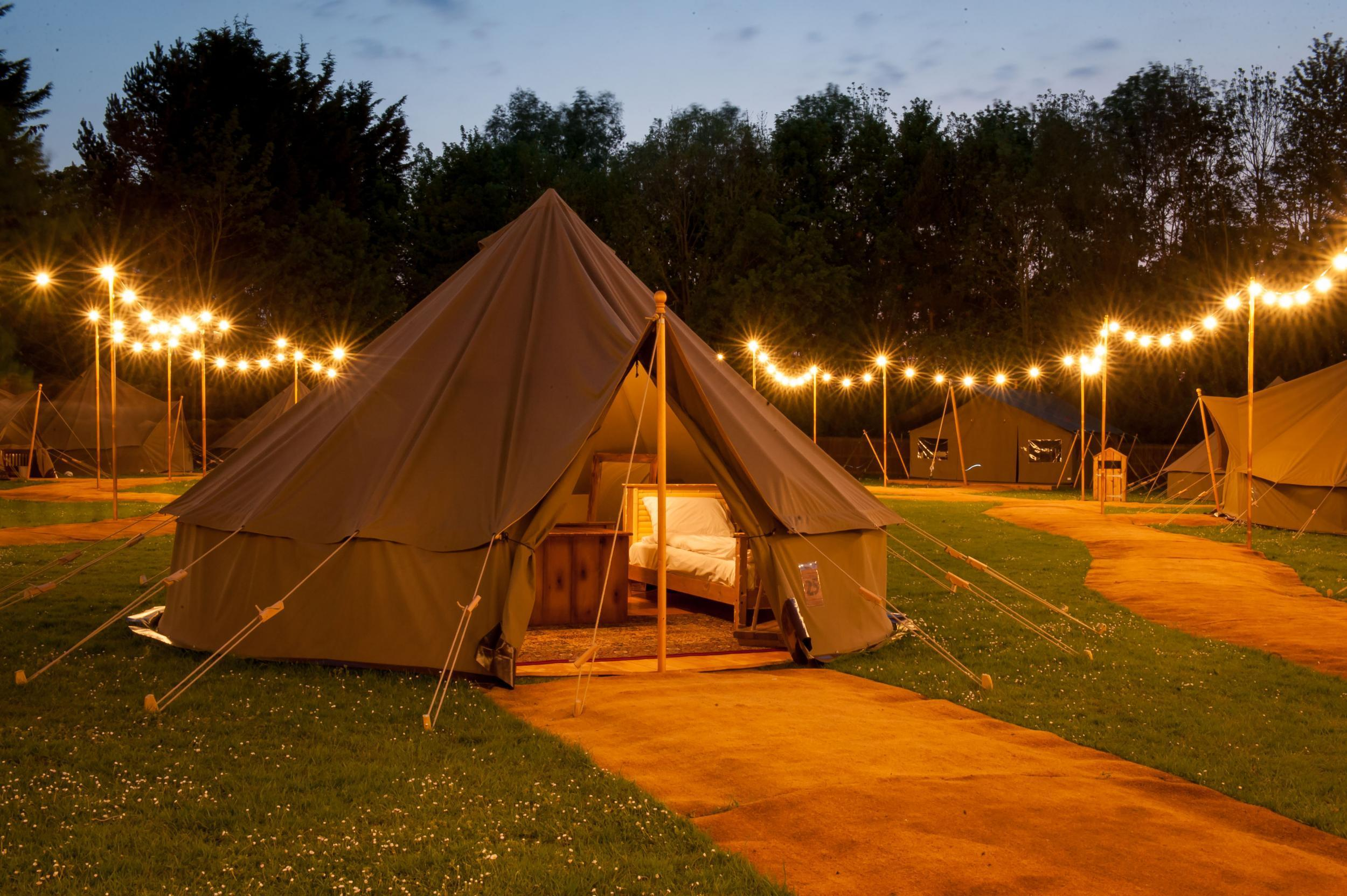 Review: Great camping experience