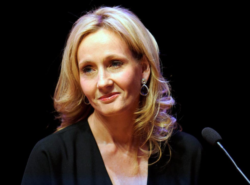 The Harry Potter author wrote made the accusations in an essay on her website titled 'On Monsters, Villains the EU Referendum'