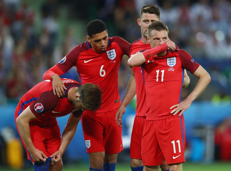 England were frustrated despite having the better of the game