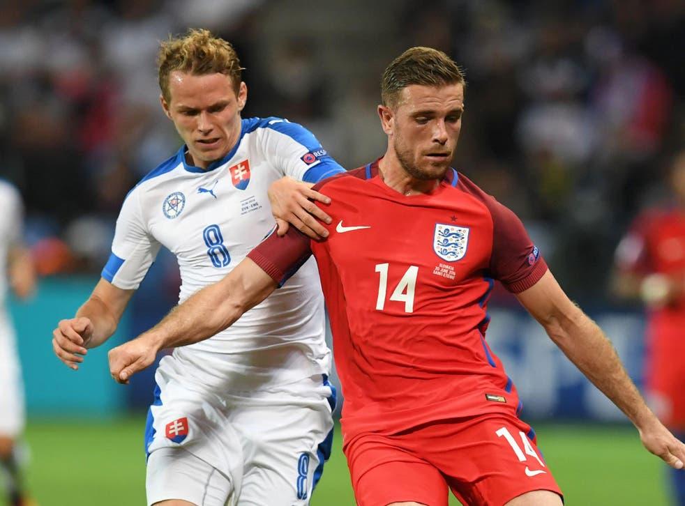 Jordan Henderson believes England's luck will change in front of goal