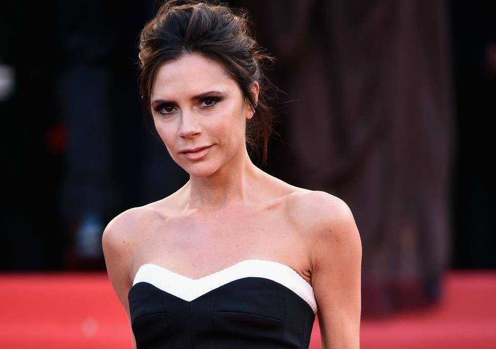 Victoria Beckham Trademarks Her Five Year Old Daughter Harpers Name