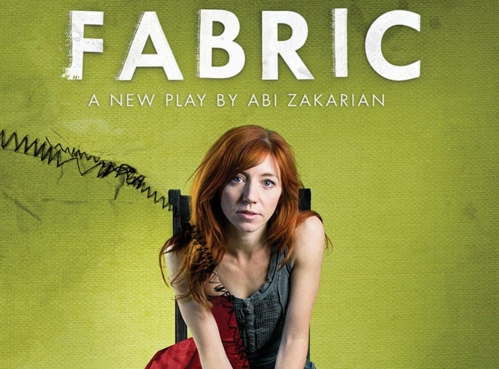 Abi Zakarian's Fabric, starring Nancy Sullivan, takes an unflinching look at rape
