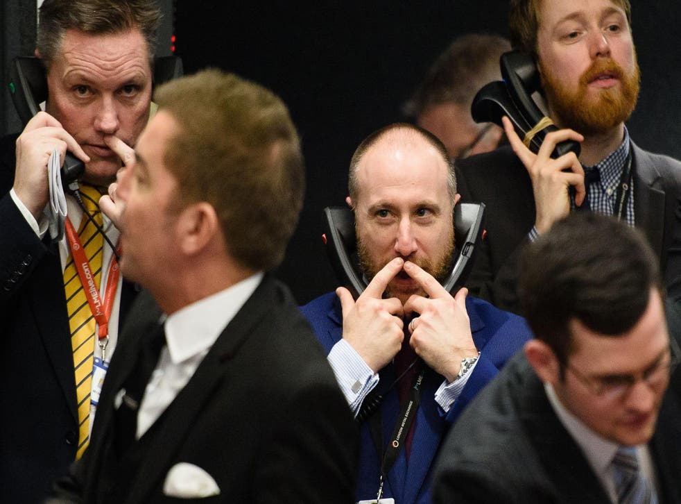 Market movements started not long after the BBC announced that Leave was in the lead