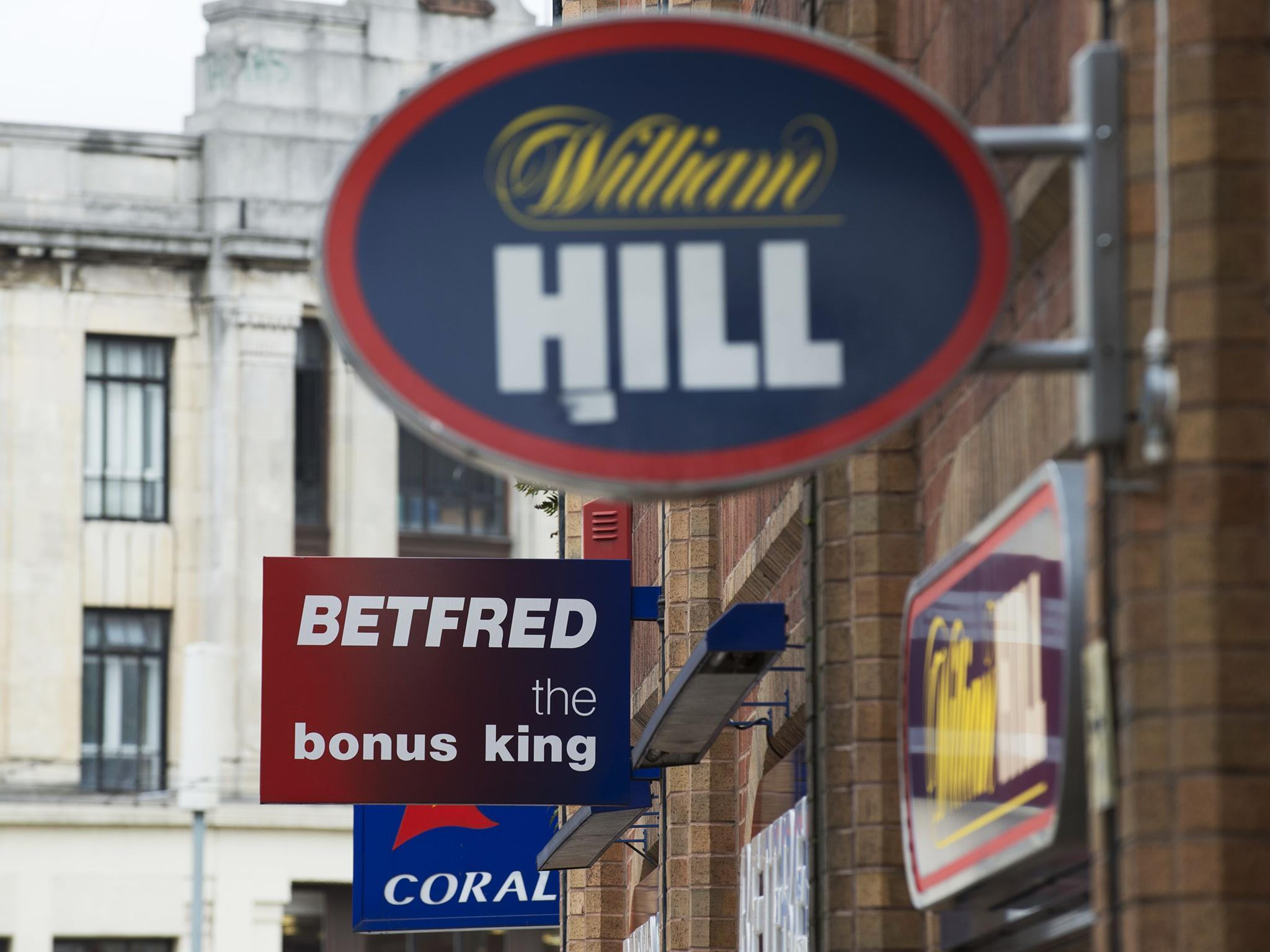 William Hill fine is poison to the 'responsible gambling' mantra pushed by bookies | The Independentindependent_brand_ident_LOGOUntitled
