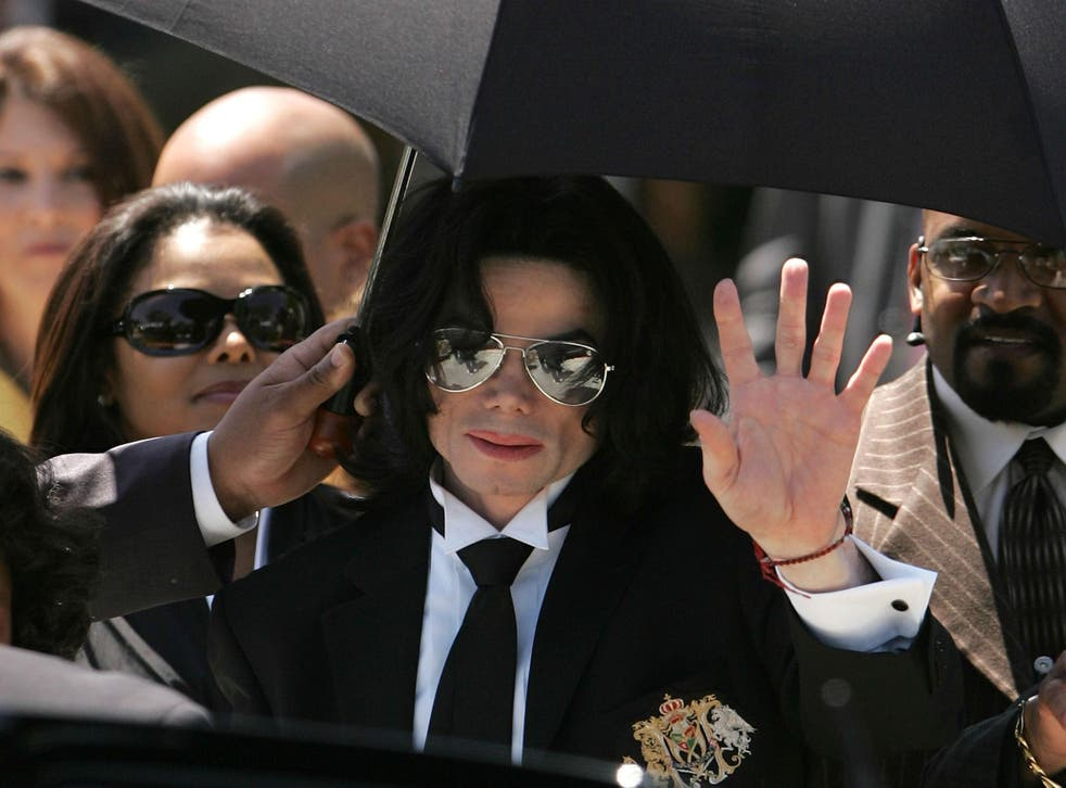 The documentary addresses allegations of child sex abuse by Michael Jackson