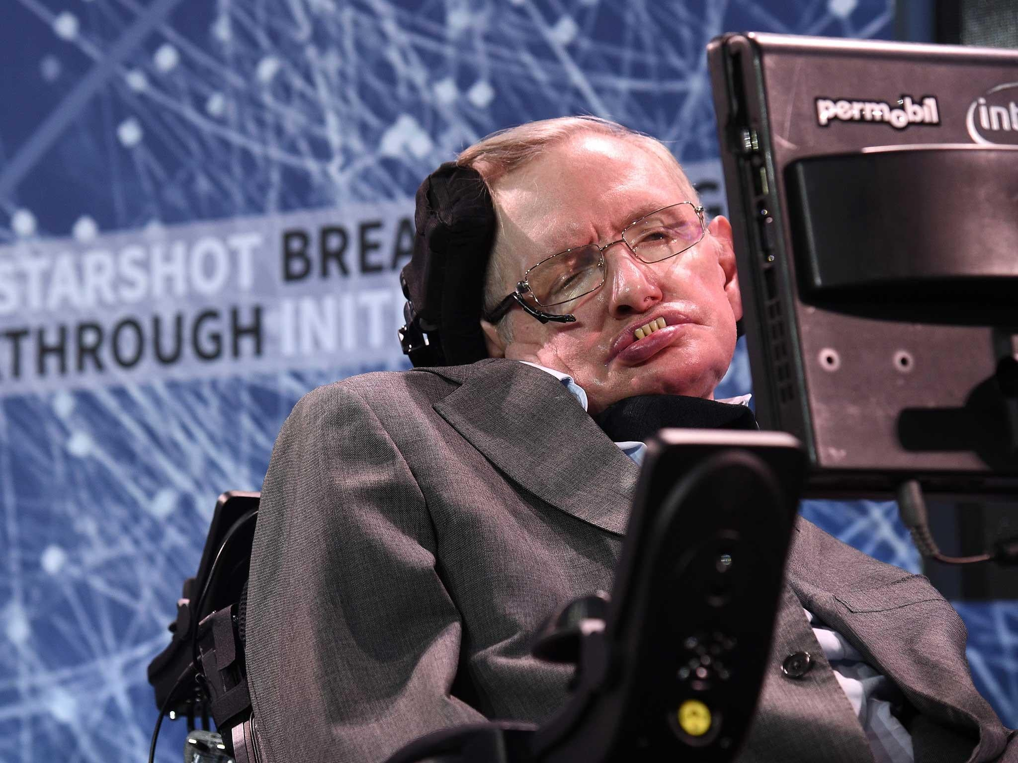 what stephen hawking gets right and wrong about the most stephen hawking released from hospital