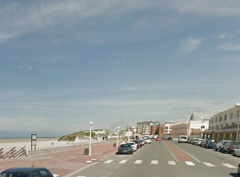 Berck-sur-Mer in northern France where the 15-month-old was left to drown