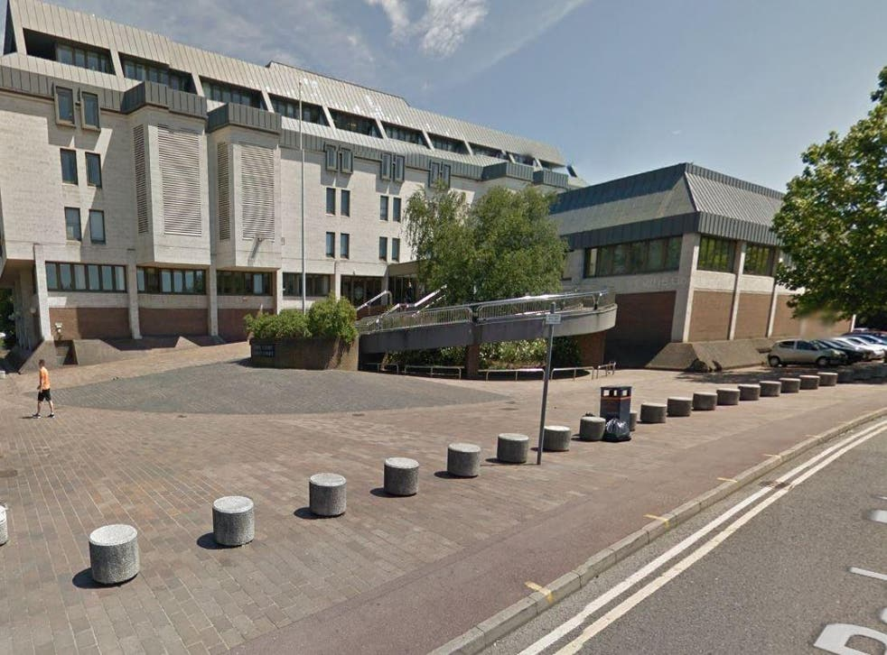 Jamie Leppard was convicted of two counts of rape at Maidstone Crown Court