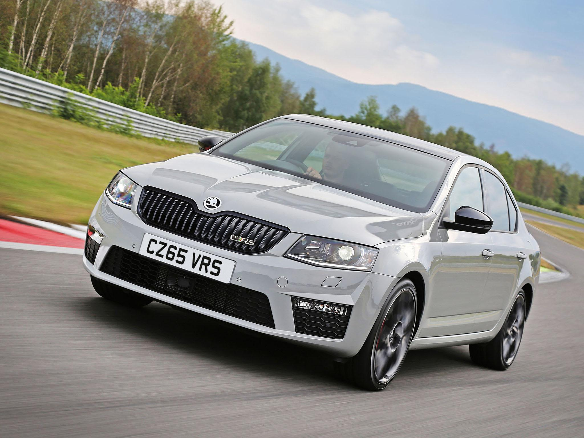 car review skoda octavia vrs 4x4 a reliable shade of grey the independent. Black Bedroom Furniture Sets. Home Design Ideas