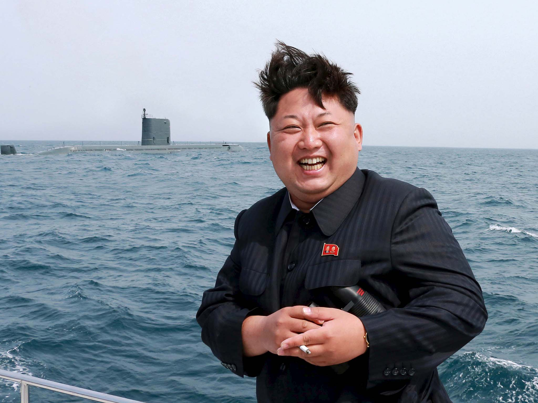 Image result for Kim Jong-un