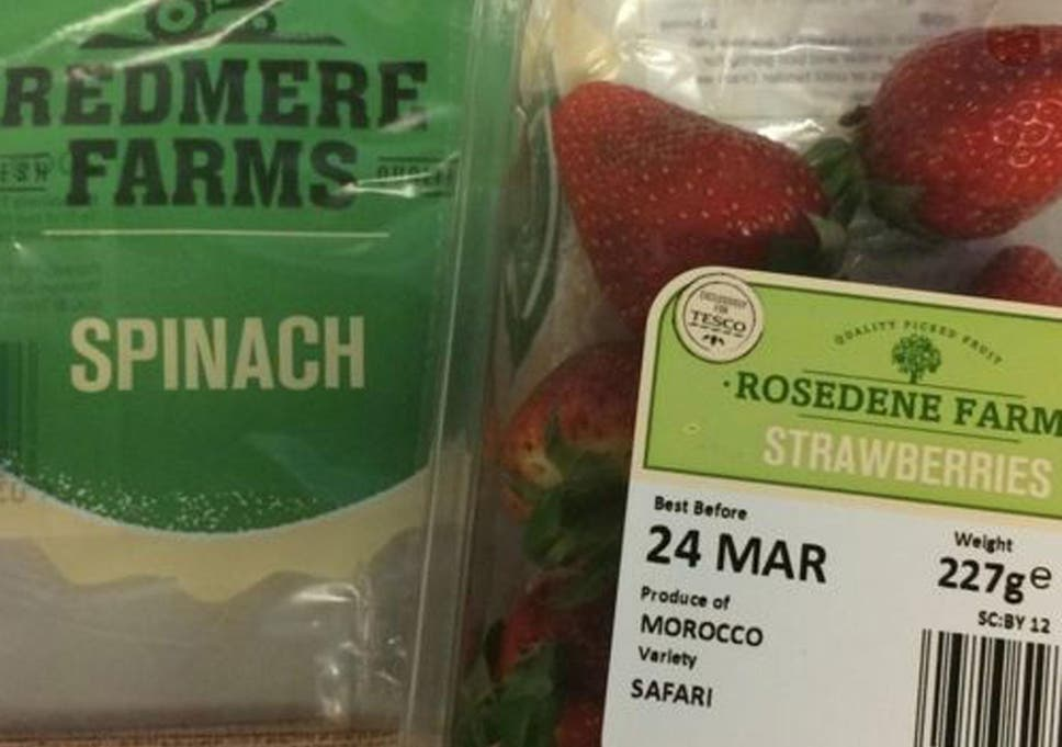 Tescos Range Of Fake Farm Foods Helps To Boost Sales