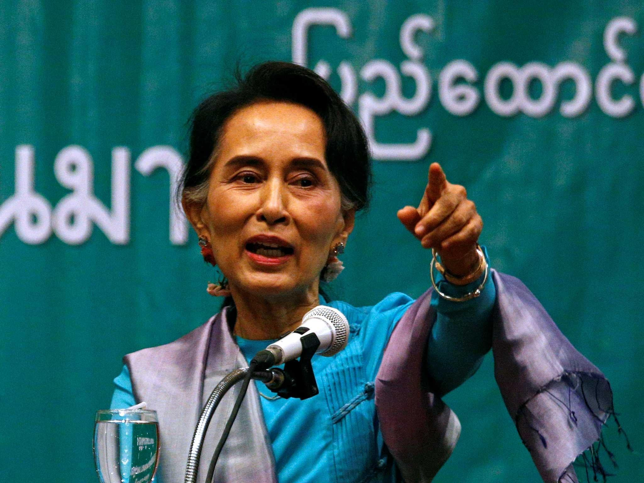rohingya violence is 39 muslims killing muslims 39 not ethnic cleansing says aung san suu kyi the. Black Bedroom Furniture Sets. Home Design Ideas