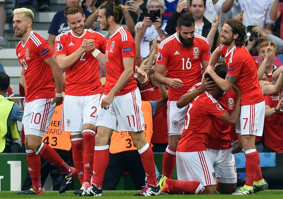 Wales have a workmanlike attitude which is unparalleled in France this  summer 3e9fb91a9