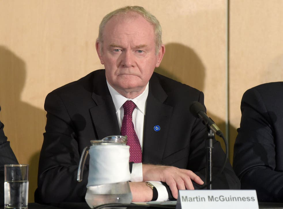 Martin McGuinness urged for a 'rigorous process' to recoup as much of the £140m as possible