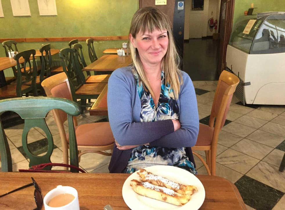 Iwona Masacz has lived in UK for 27 years but voted Leave in referendum