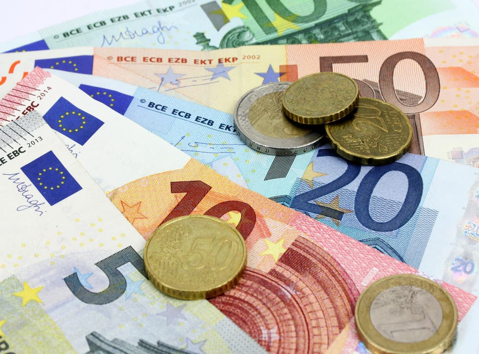 Around 80 per cent euro counterfeits are €20 and €50 notes