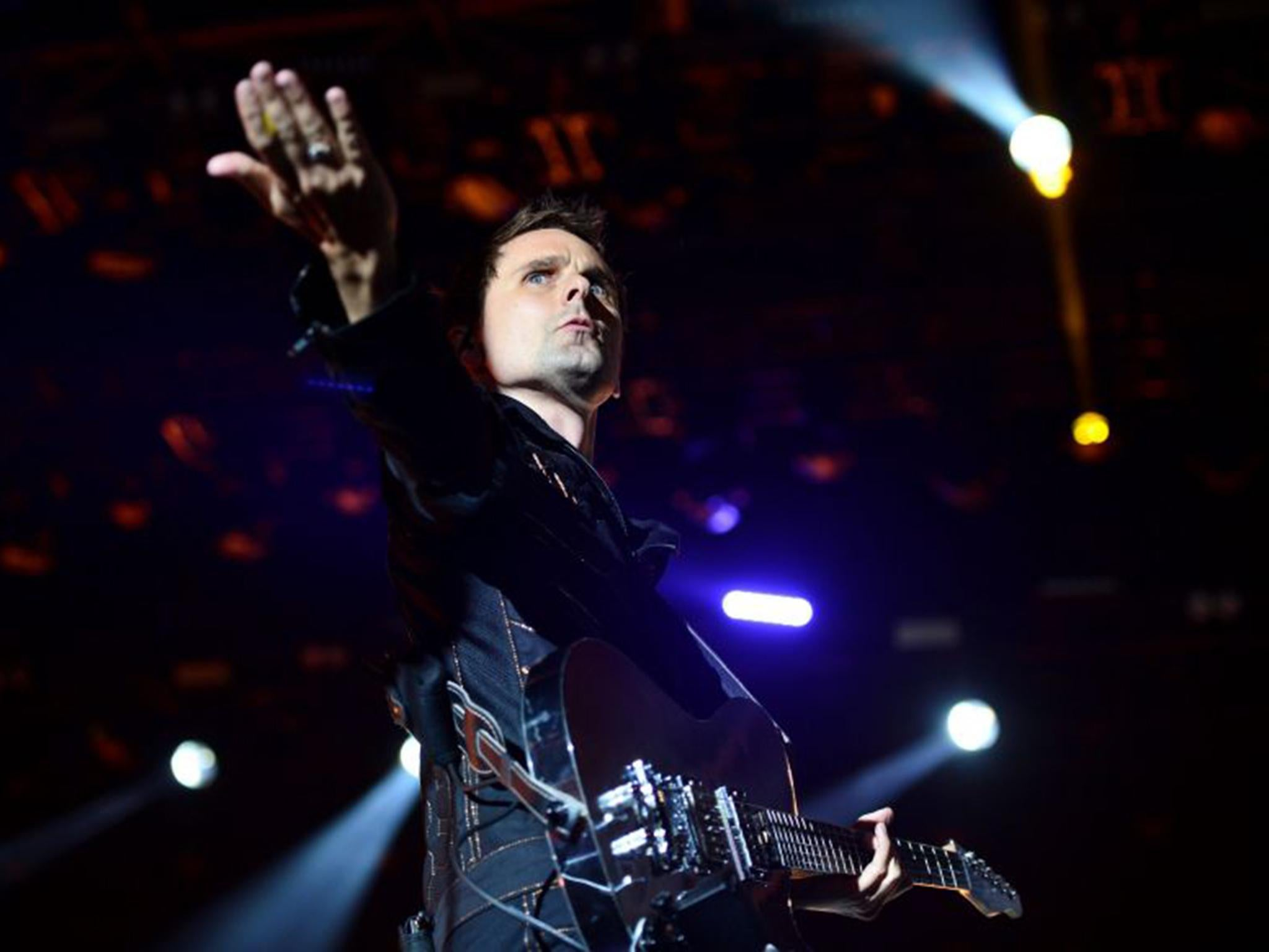 Muses Matt Bellamy Theres A Time Lag With Fans Where Five Years