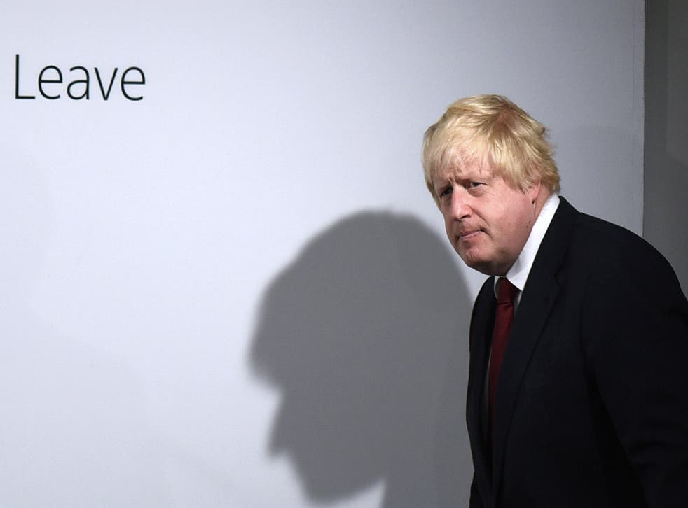 Boris Johnson is expected to run for Conservative Party leadership when David Cameron steps down