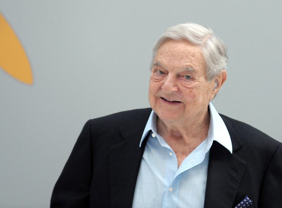 Hedge fund manager George Soros invested heavily in gold, which has soared in value after the Brexit vote