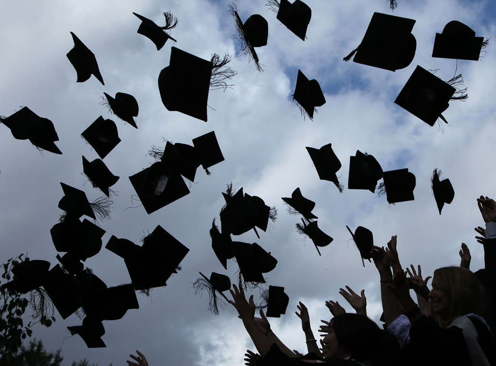 Students graduating from university this year can expect to leave up to £100,000 in debt