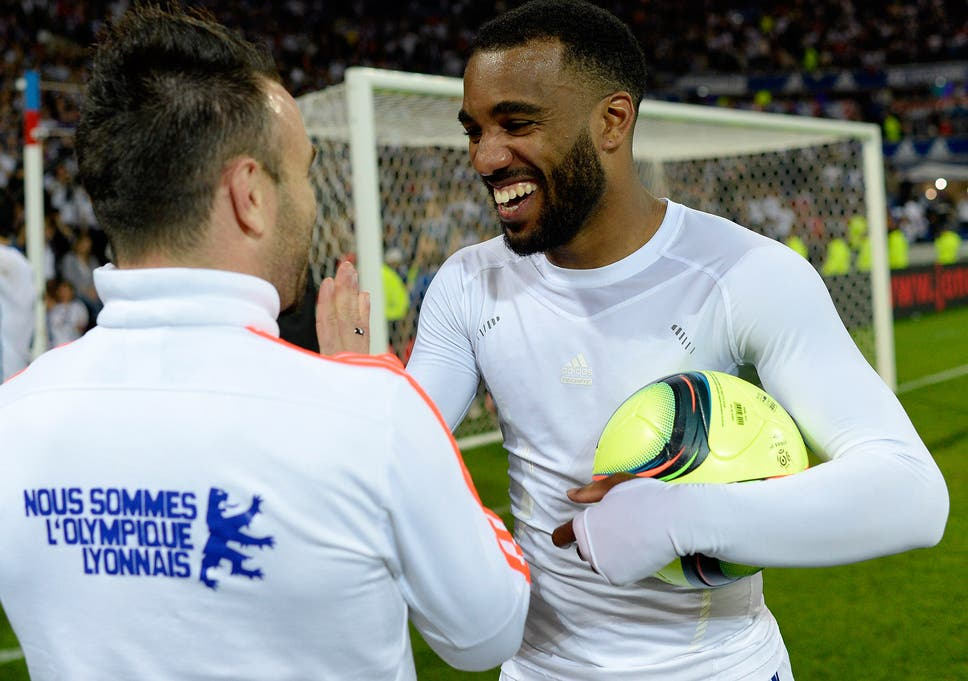 60db8e536 Alexandre Lacazette is being linked with Arsenal despite West Ham making an  offer for the Lyon