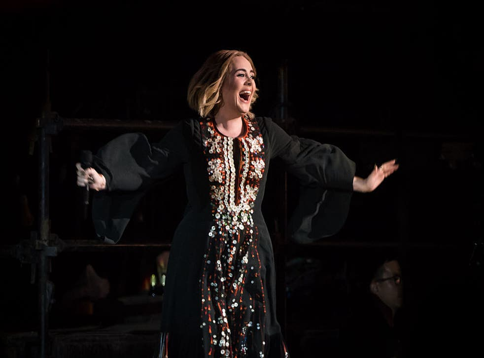Adele has been nominated for Best Song, Best Record and Best Album at the 2017 Grammy Awards