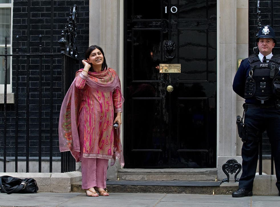 Baroness Warsi said today that Theresa May should publicly acknowledge Islamophobia is a problem for the Conservative Party