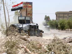 Read more  Fallujah, the 'resistance' city, is liberated yet again