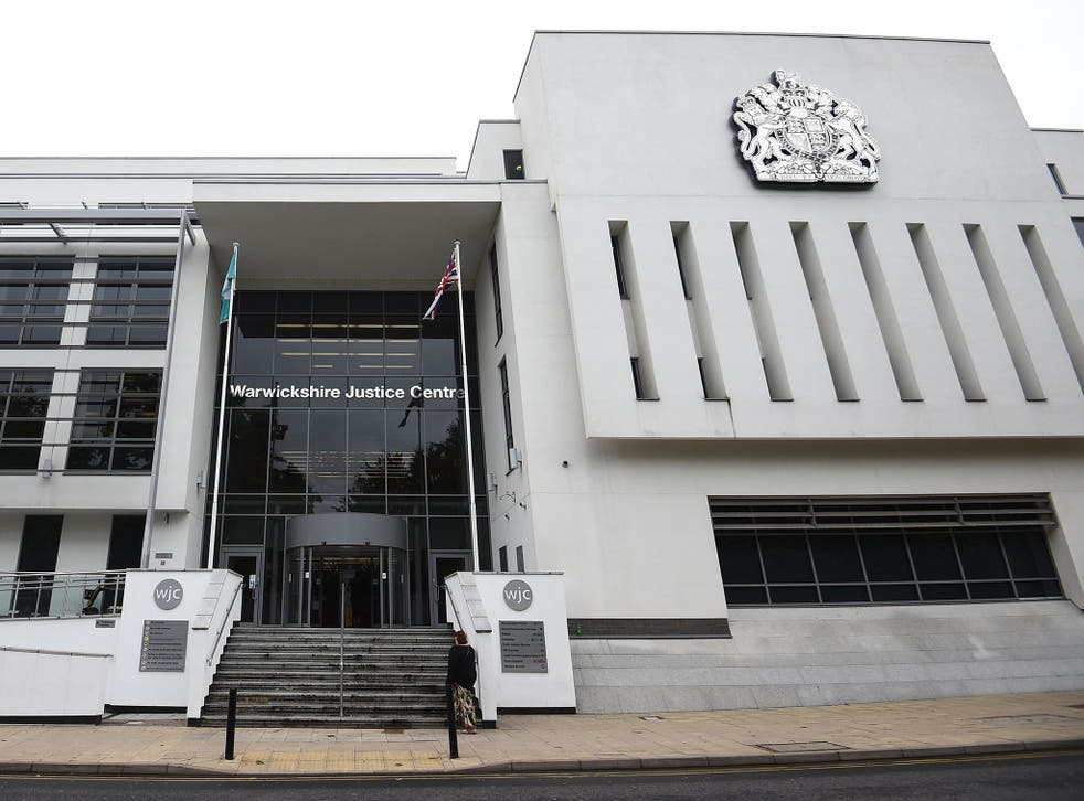 Greenall pleaded guilty to two counts of rape and one of oral rape at Warwickshire Crown Court