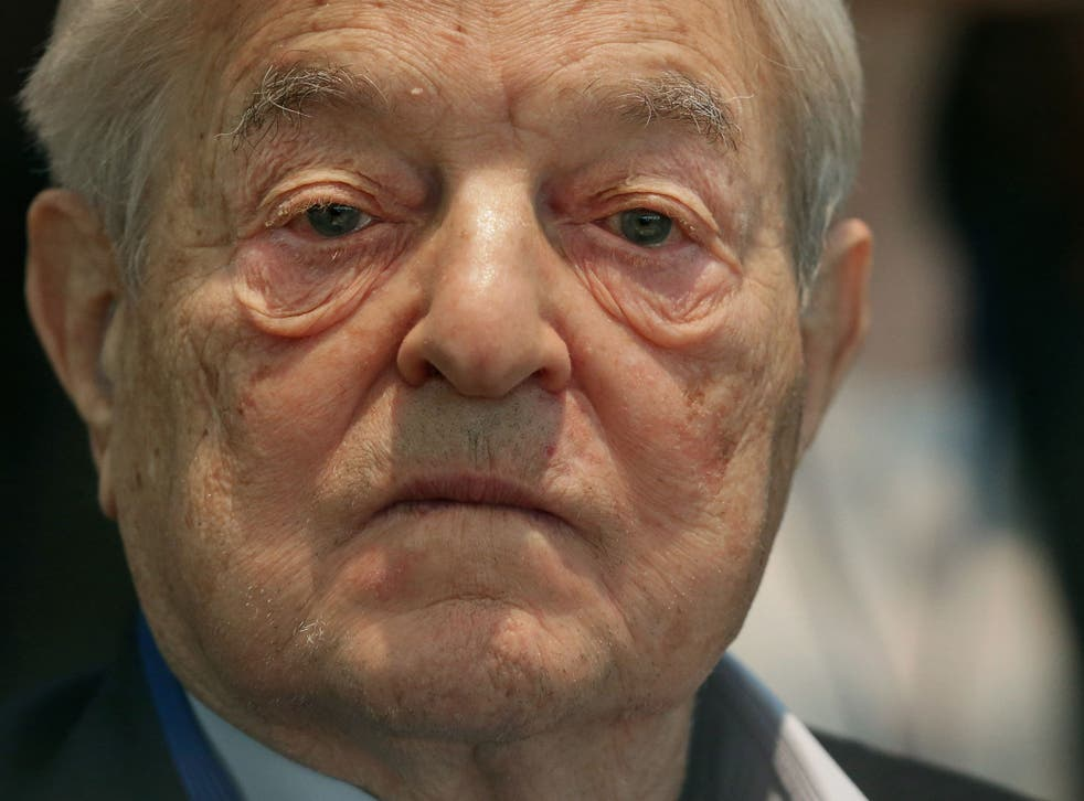 George Soros is one of the 30 richest people in the world