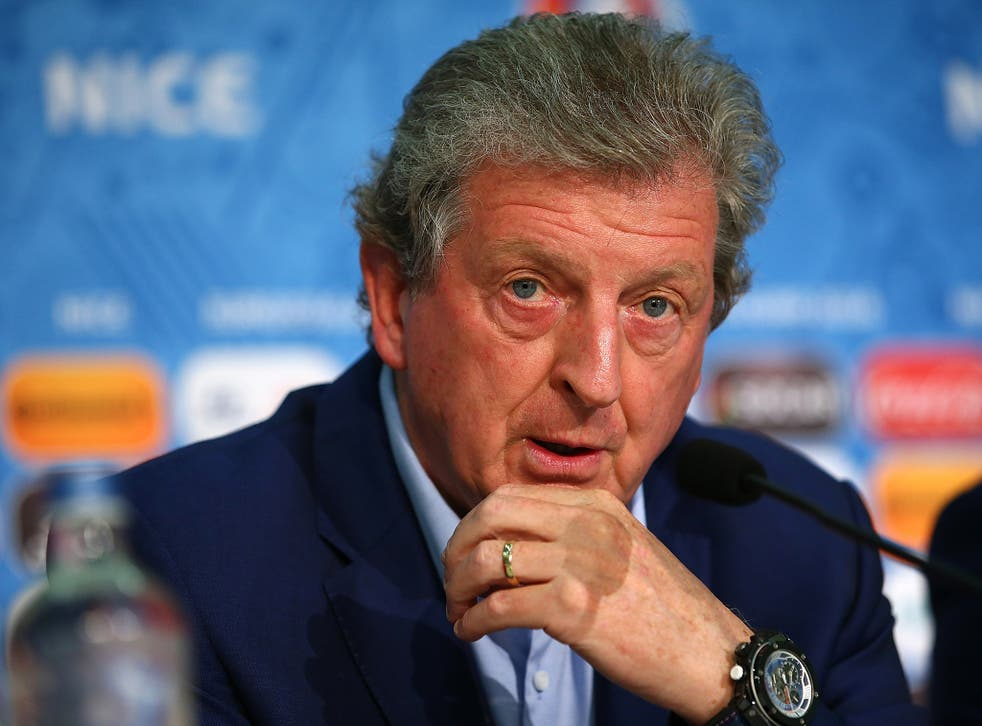 Hodgson has received the brunt of criticism following England's disastrous Euro 2016 campaign