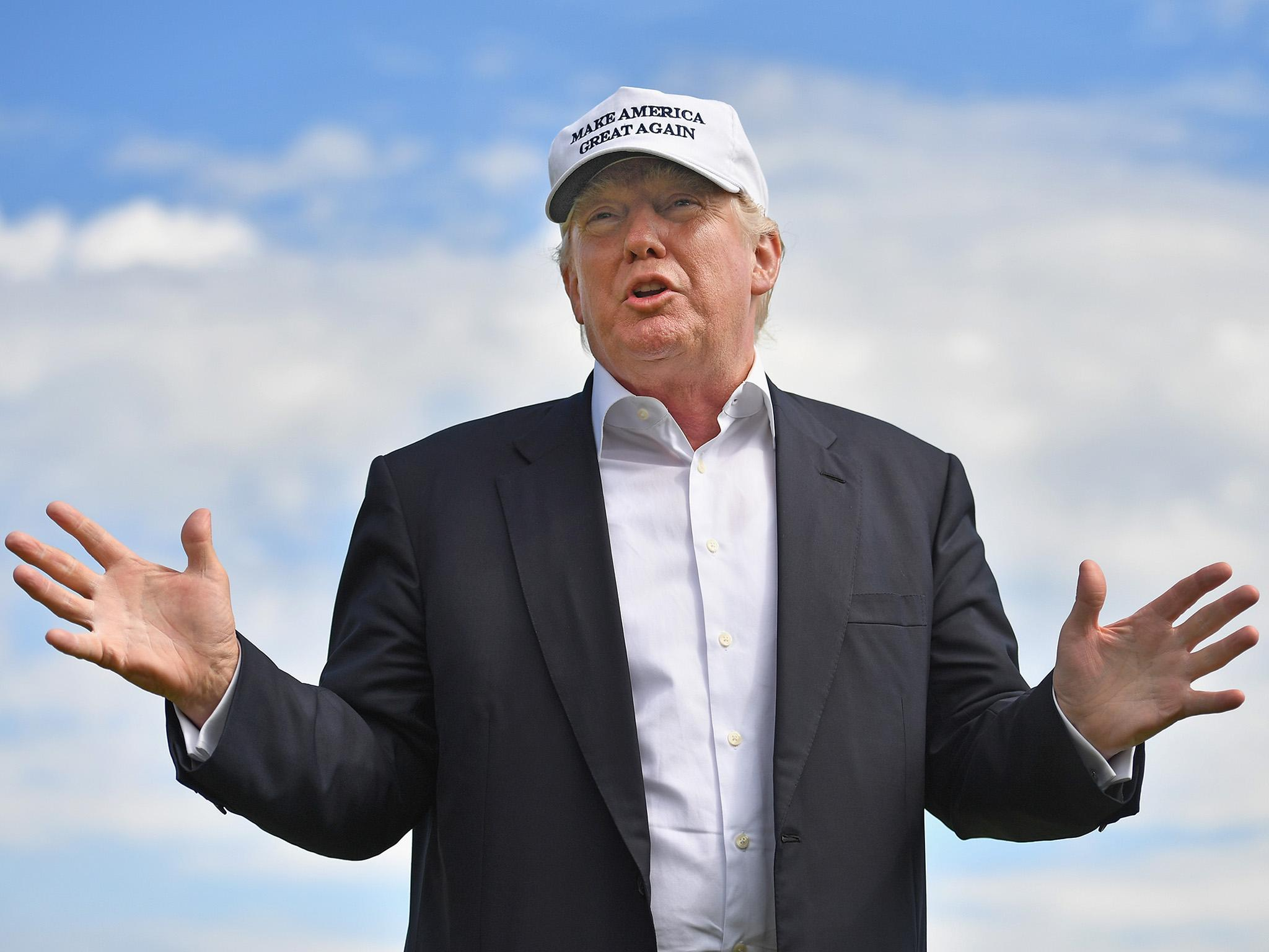 Trump is on yet another summer golfing holiday. Here's how much that's costing taxpayers
