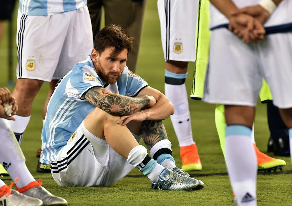 a5261c088dc Lionel Messi retires: Argentina forward's three seasons of non-stop  football meant something had to give