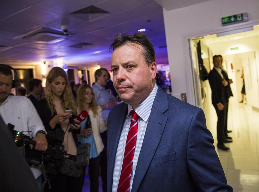 Arron Banks said the Leave campaign was influenced by 'Trump success'