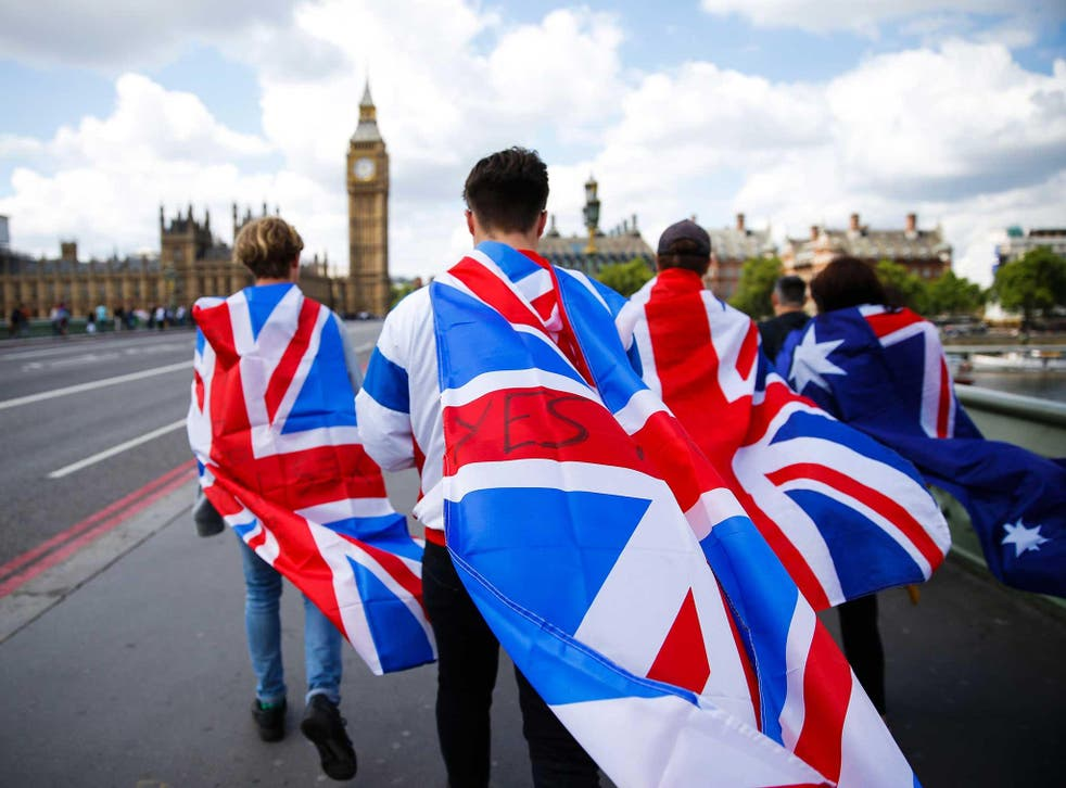 Almost double the number of Leave voters said they were racially prejudiced than Remainers