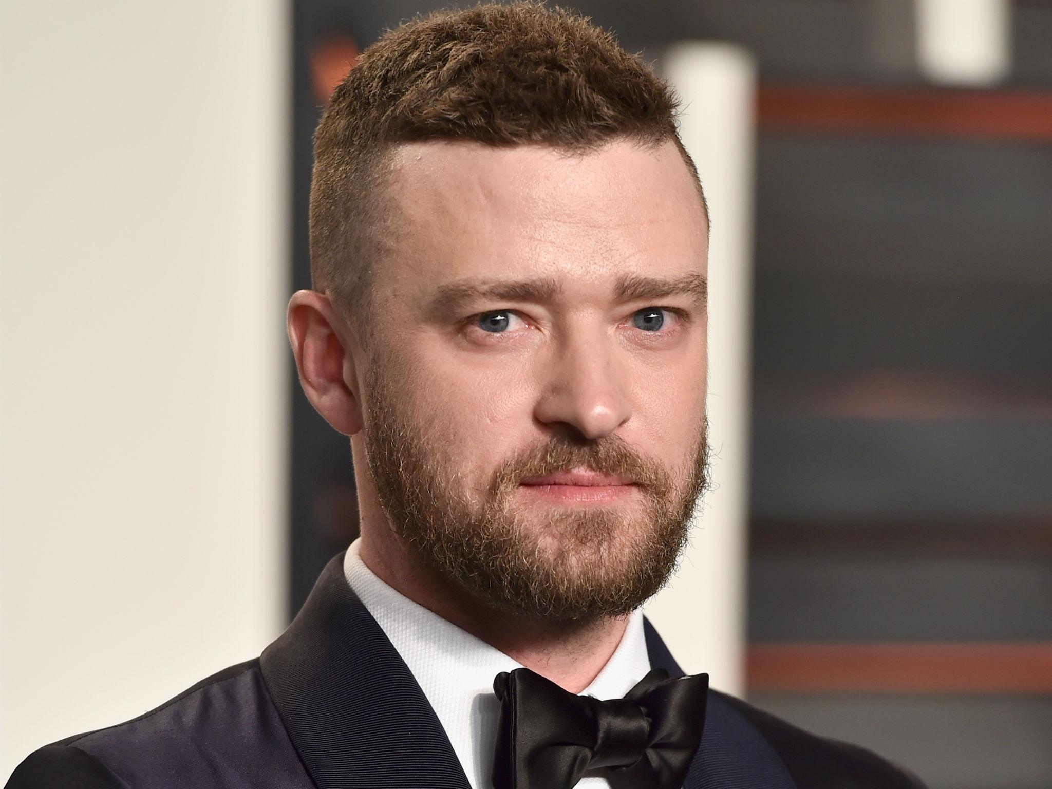How the world embraced... Justin Timberlake