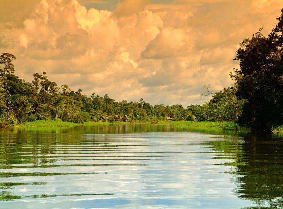 Sail down the Amazon on Aqua Expeditions' new ship