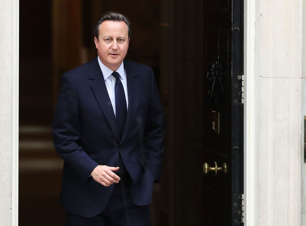 Today's session will be Mr Cameron's final appearance at a Brussels summit